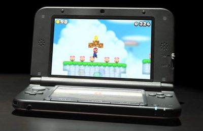 Nintendo 3DS XL Screenshot - 3DS XL