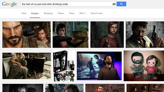 The Last of Us Search