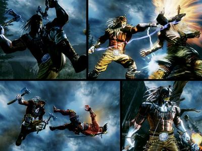 Killer Instinct (2013) Screenshot - Killer Instinct Thunder