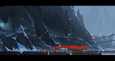 The Banner Saga Screenshot - 1159231