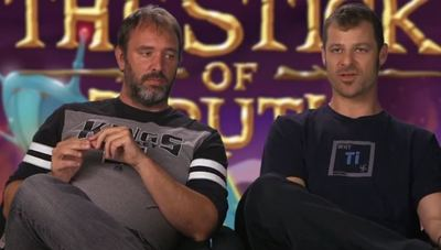 South Park: The Stick of Truth Screenshot - Trey Parker and Matt Stone