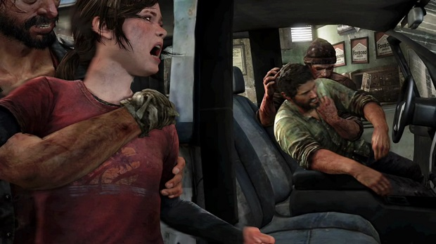 The Last of Us - PS3 - 3