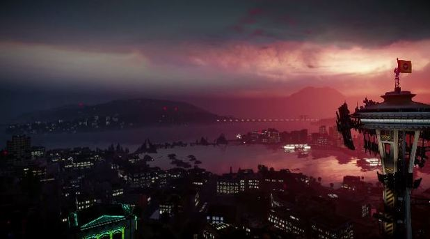 inFamous: Second Son Screenshot - inFAMOUS Second Son seattle
