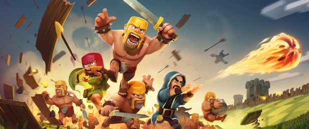 Clash of Clans - Feature