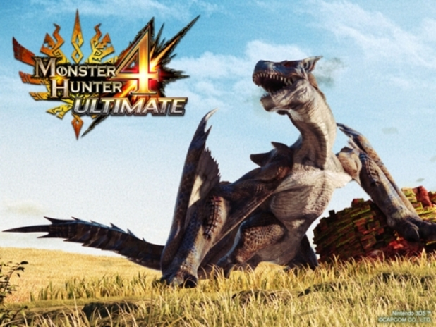Screenshot - Monster Hunter 4 Ultimate