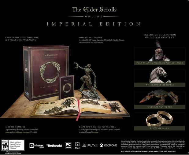 The Elder Scrolls Online Screenshot - Elder Scrolls Online Imperial Edition