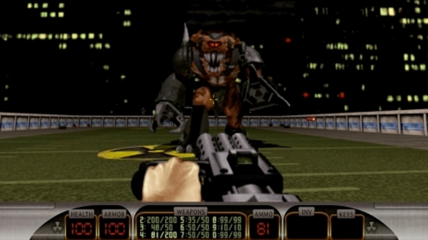 Duke Nukem 3D: Megaton Edition Screenshot - Duke Nukem 3D