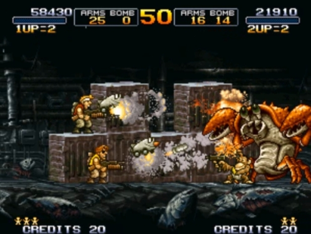 Metal Slug 3 Screenshot - Metal Slug 3