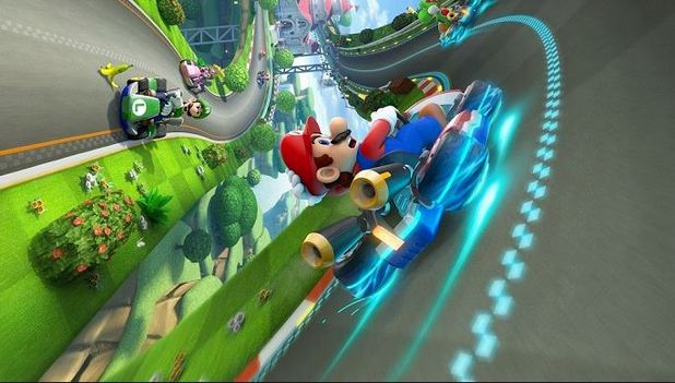 Mario Kart 8 Screenshot - 1159537