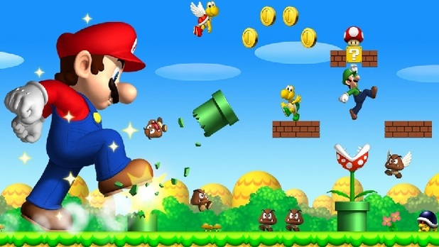 NEW Super Mario Bros. Screenshot - 1159587