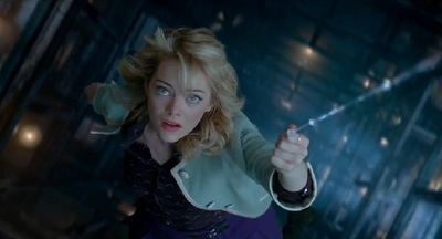 The Amazing Spider-Man 2 (2014) Screenshot - the amazing spider-man 2 gwen stacy