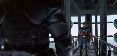 Captain America: The Winter Soldier (2014) Screenshot - Captain America: The Winter Soldier