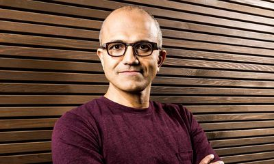 Xbox One (Console) Screenshot - Satya Nadella