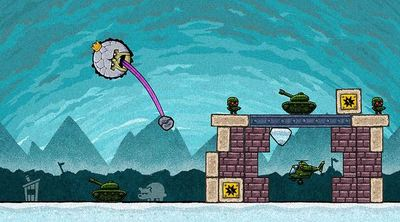 Screenshot - king oddball ps vita