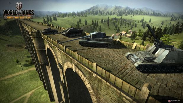 World of Tanks: Xbox 360 Edition Screenshot - 1159732