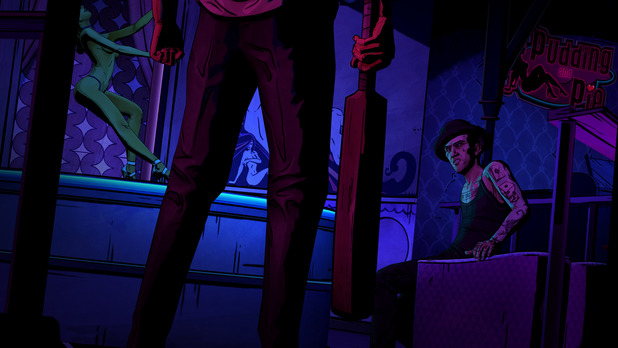 The Wolf Among Us Image