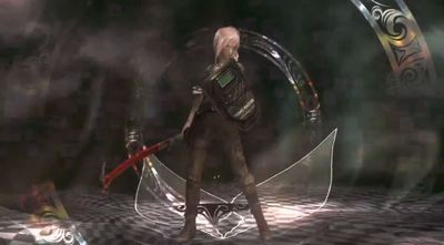 Lightning Returns: Final Fantasy XIII Screenshot - Tomb Raider DLC