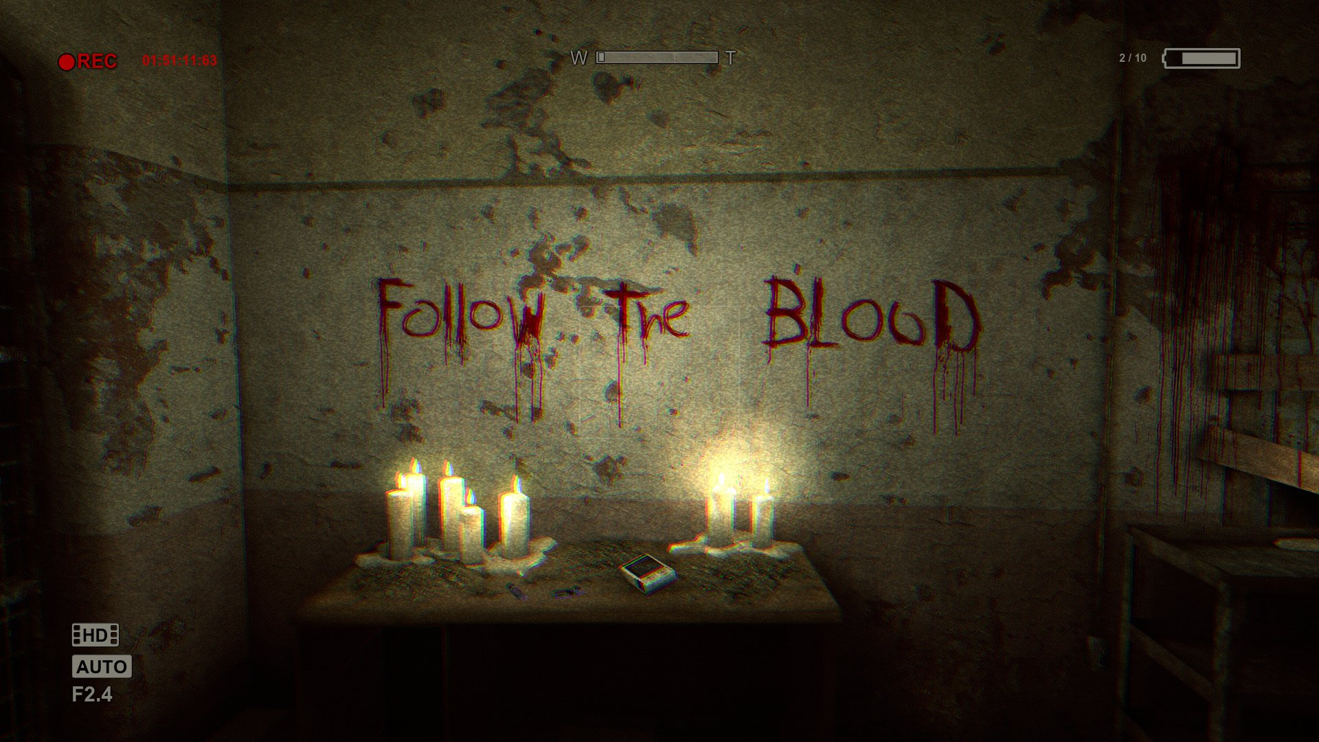 Outlast - Follow the blood