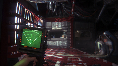 Alien: Isolation Screenshot - alien isolation screenshot