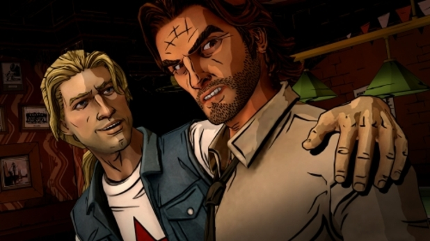 The Wolf Among Us Screenshot - Wolf Among Us Ep 2