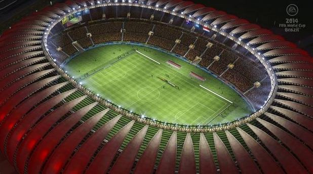 EA SPORTS 2014 FIFA World Cup Brazil  - Feature