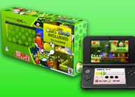 Yoshi's New Island 3DS XL Bundle