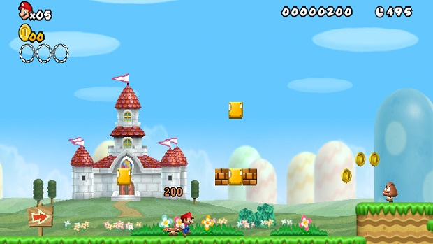 New Super Mario Bros. Wii - Wii - 1