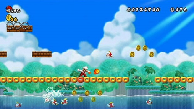 New Super Mario Bros. Wii - Wii - 3