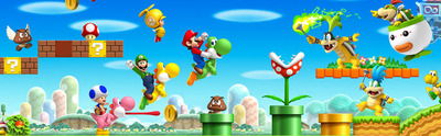 New Super Mario Bros. Wii Screenshot - 1159956
