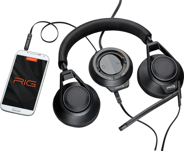 Gear & Gadgets Screenshot - Plantronics RIG