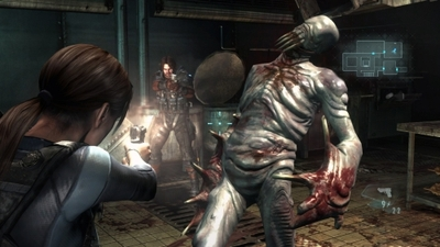 Resident Evil: Revelations Screenshot - Revelations