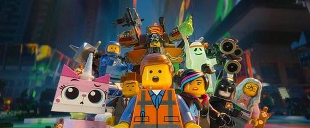 The LEGO Movie Videogame Screenshot - 1160004