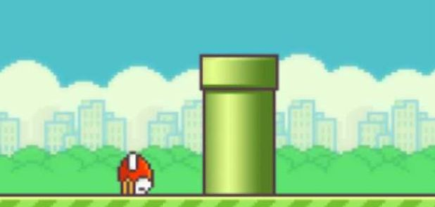 Flappy Bird Screenshot - 1160017