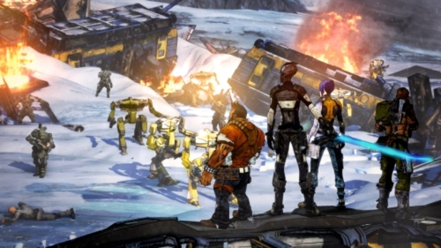 Borderlands 2 Screenshot - Borderlands 2