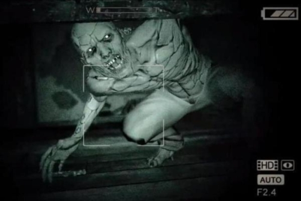 OUTLAST Screenshot - Outlast