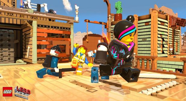 The LEGO Movie Videogame - Feature