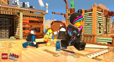 The LEGO Movie Videogame Screenshot - the lego movie videogame
