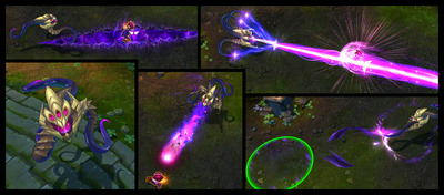 League of Legends Screenshot - Vel'Koz, the Eye of the Void