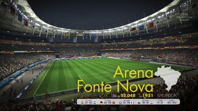 EA SPORTS 2014 FIFA World Cup Brazil  Screenshot - 1160089