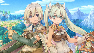 Rune Factory 4 Screenshot - Rune Factory 4