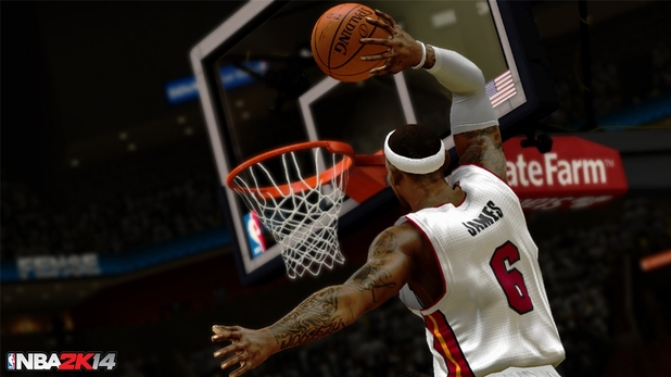 NBA 2K14 Screenshot - 1160111