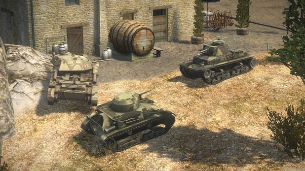 World of Tanks: Xbox 360 Edition Screenshot - 1160121