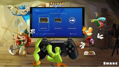 Rayman Legends Screenshot - 1160159