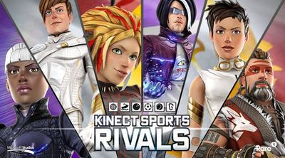 Kinect Sports Rivals Screenshot - 1160161