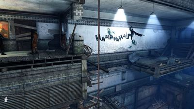Batman: Arkham Origins Blackgate Screenshot - 1160206
