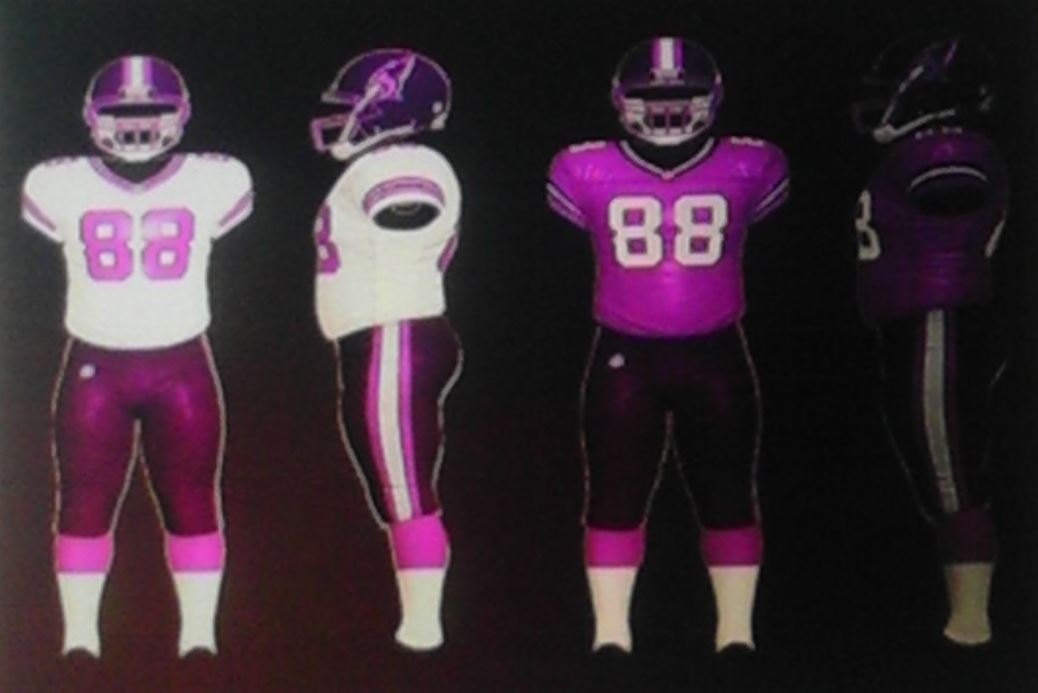 condors uniform madden 25