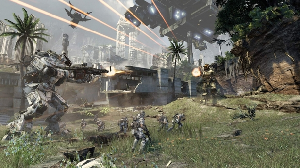 Titanfall's beta is an excellent example of social media marketing