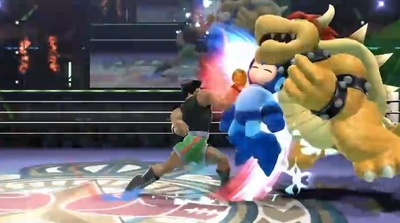 Super Smash Bros. for 3DS / Wii U Screenshot - little mac super smash bros.