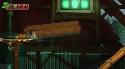 Donkey Kong Country: Tropical Freeze Screenshot - 1160280