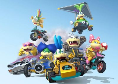 Mario Kart 8 Screenshot - 1160282
